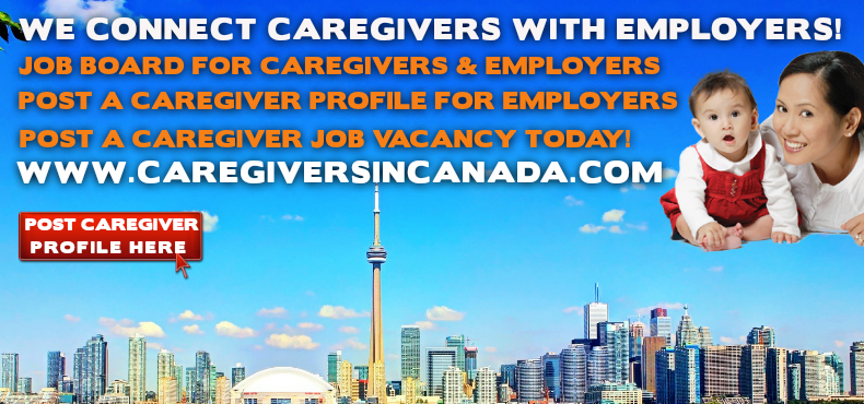 Create Caregiver Profile