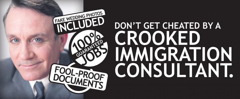 Crooked Immigration Consultants