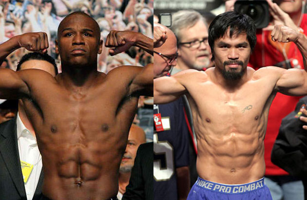 Floyd Mayweather will fight Manny Pacquiao
