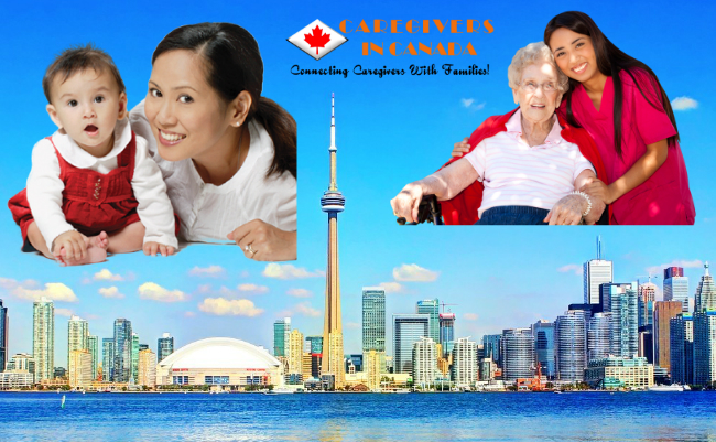 Hire a foreign caregiver