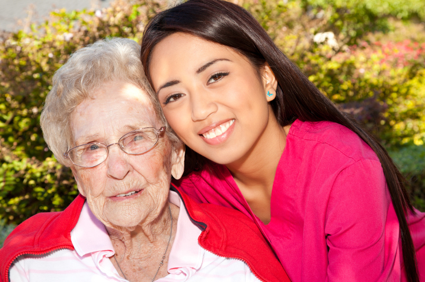 Love your caregiver job
