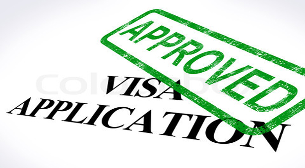 Visa Application Approved